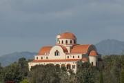 Мазотас. Ксенофонта Константинопольского (новая), церковь