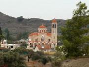 Аналиондас. Маргариты Антиохийской (новая), церковь