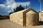 Акамас. Георгия Победоносца (старая), церковь