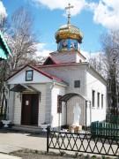 Середина-Буда. Троицы Живоначальной, церковь