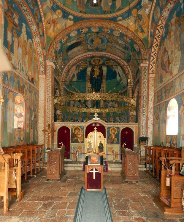 Успенский Богородицкий монастырь Подмаине. Церковь Успения Пресвятой Богородицы (Большая), Будва