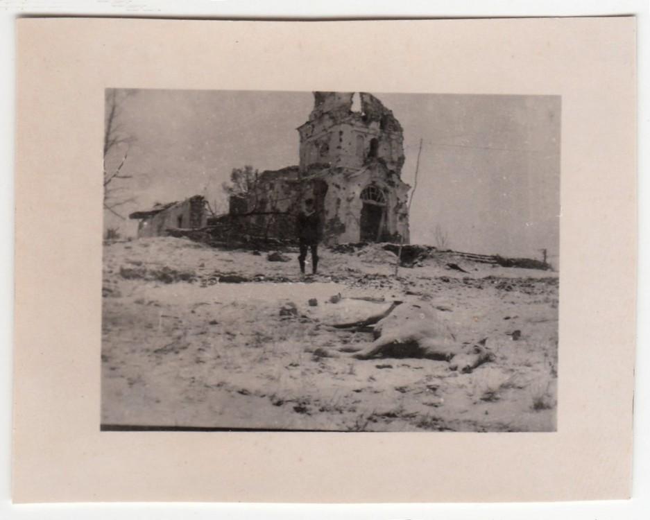 Церковь Михаила Архангела, Лакуши