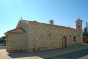 Мазотас. Ксенофонта Константинопольского (старая), церковь
