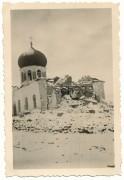 Церковь Вознесения Господня - Филиппова Гора - Демянский район - Новгородская область