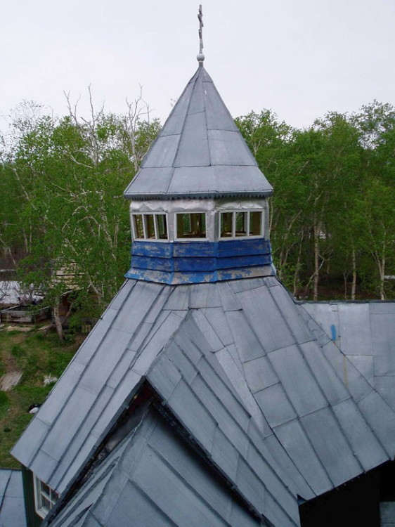 Всехсвятский скит Свято-Пантелеимонова мужского монастыря. Церковь Всех Святых, Термальный