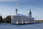 Церковь Вознесения Господня (новая) - Красномыльское - Шадринский район и г. Шадринск - Курганская область