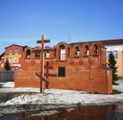 Церковь Троицы Живоначальной (старая) - Лысьва - г. Лысьва - Пермский край