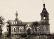 Дроновка. Николая Чудотворца (старая), церковь