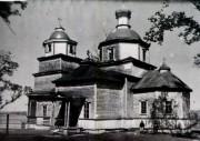 Церковь Николая Чудотворца - Огородня Кузьминичская - Добрушский район - Беларусь, Гомельская область