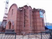 Церковь Матроны Московской в Сипайлове (строящаяся) - Уфа - г. Уфа - Республика Башкортостан