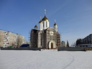 Церковь Матроны Московской в Сипайлове (строящаяся) - Уфа - Уфа, город - Республика Башкортостан