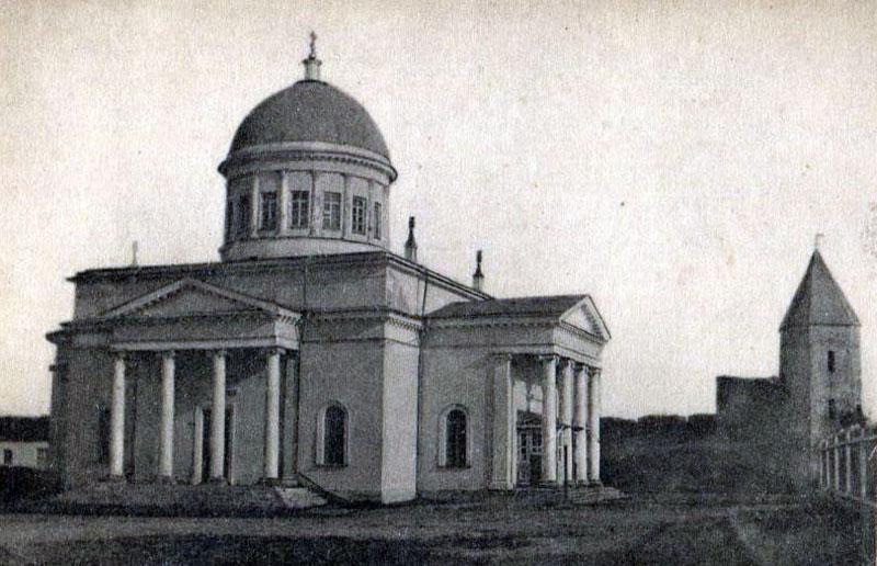 Кафедральный собор Благовещения Пресвятой Богородицы в Кроме, Псков