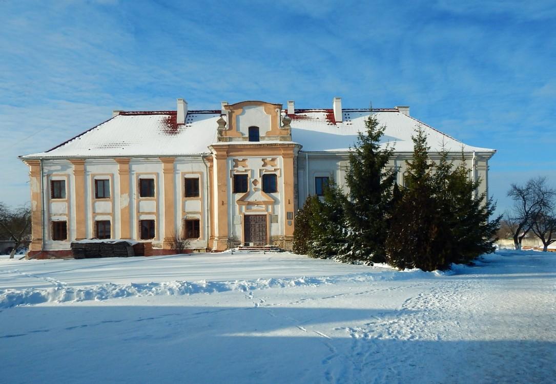 Спасский женский монастырь, Кобрин