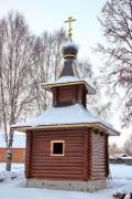 Неизвестная строящаяся часовня - Юркино - Борисоглебский район - Ярославская область