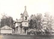 Церковь Николая Чудотворца - Большой Беркут - Далматовский район - Курганская область