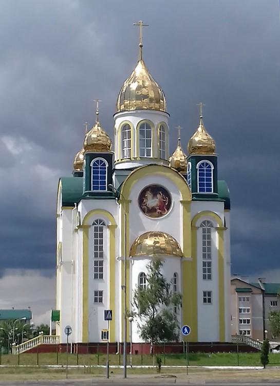 Церковь Рождества Христова, Кобрин