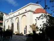 Монастырь Георгия Аламану. Церковь Георгия Победоносца - Пентакомо - Лимасол - Кипр