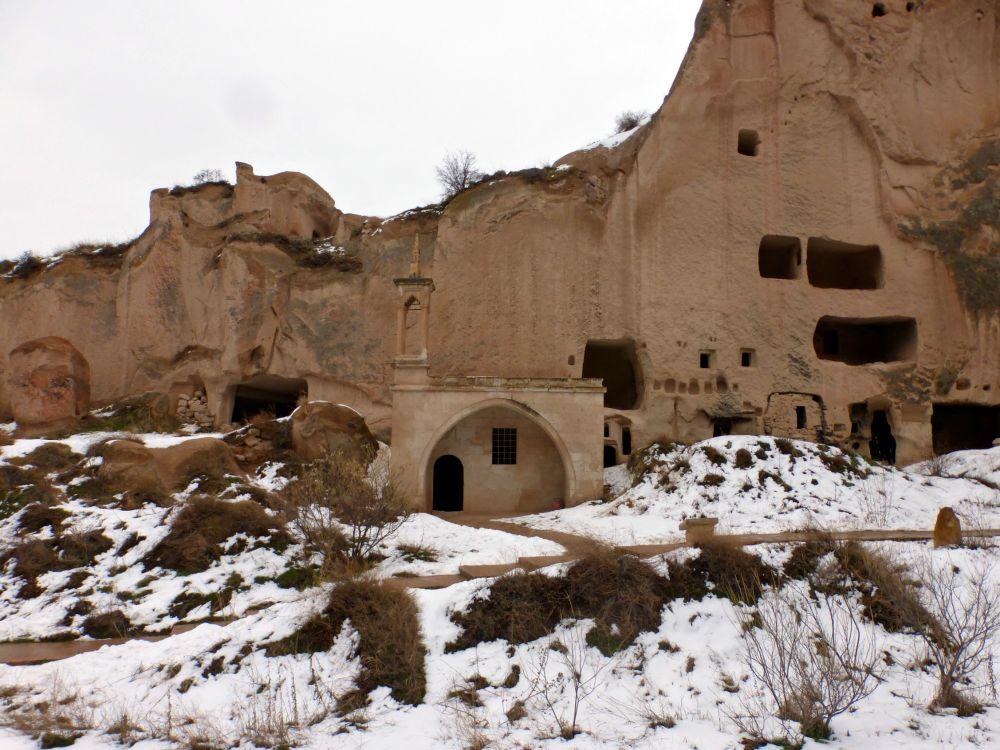 Монастырь, Зельве