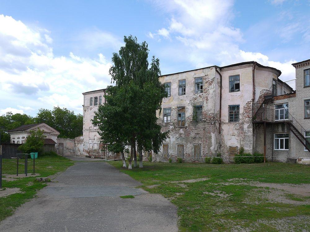 Церковь Троицы Живоначальной в Катайско-Троицком, Катайск