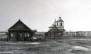 Саламатовское. Троицы Живоначальной (старая), церковь