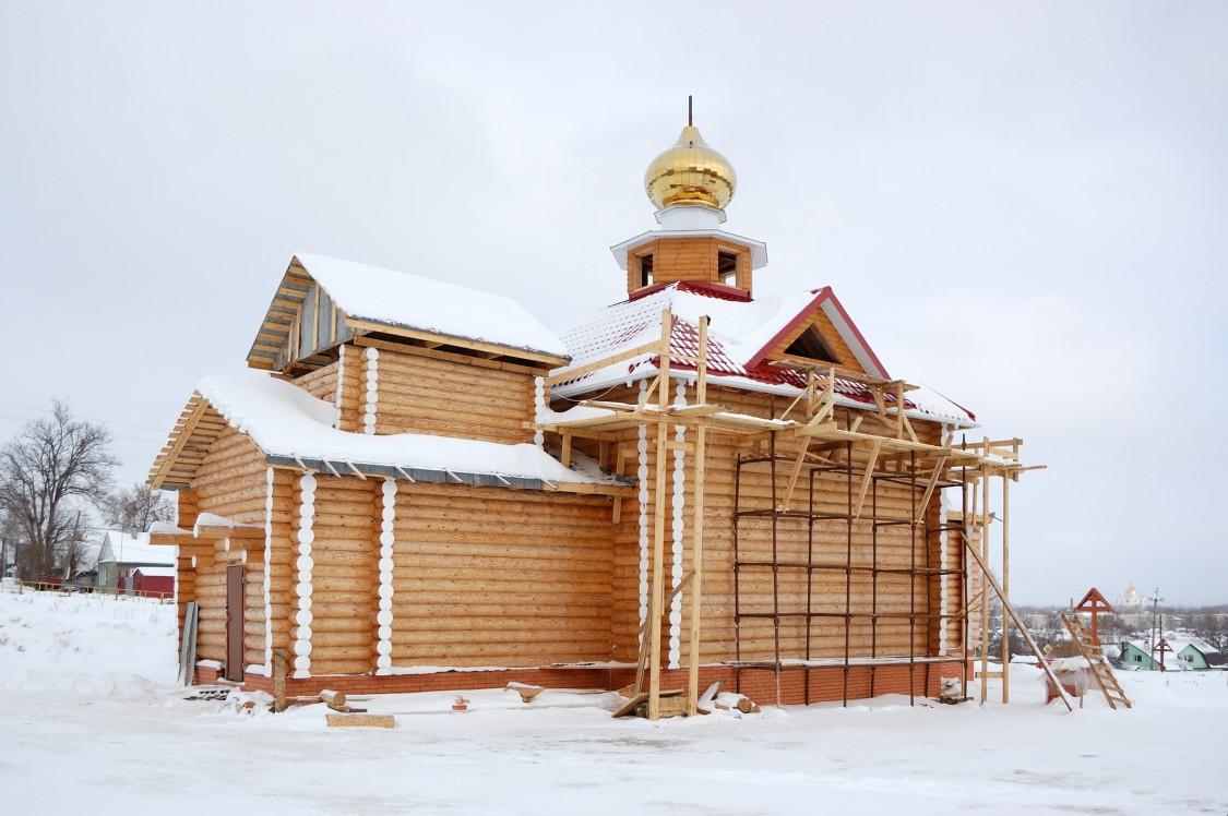 Церковь Владимира, митрополита Киевского, Моршанск