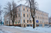 Псков. Александра Невского при бывшей мужской гимназии, домовая церковь