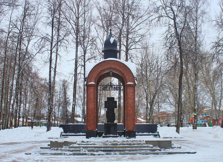 Часовня Державной иконы Божией Матери, Псков