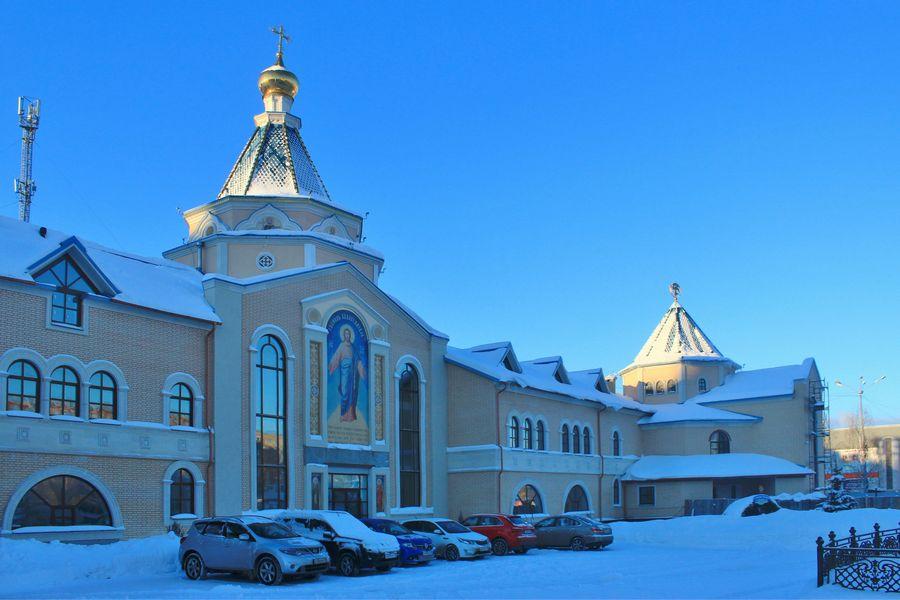Домовая церковь Пантелеимона Целителя при воскресной школе, Ижевск
