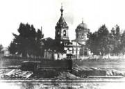 Лозовая. Петра, Алексия, Ионы, Филиппа, святителей Московских на Авиловской стороне, церковь