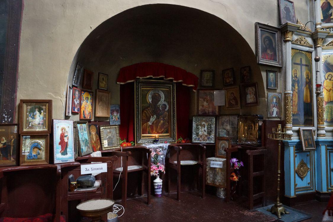 Арбанашский Николаевский монастырь. Церковь Николая Чудотворца, Арбанаси