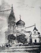 Церковь Вознесения Господня (старая) - Круглое - Азовский район - Ростовская область