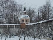 Старица. Старицкий Успенский мужской монастырь. Часовня Успения Пресвятой Богородицы