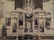 Ивановское. Покрова Пресвятой Богородицы (старая), церковь