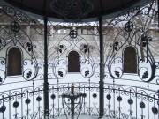 Старица. Старицкий Успенский мужской монастырь. Часовня-сень