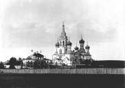 Иркутский Князь-Владимирский монастырь - Иркутск - г. Иркутск - Иркутская область