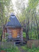 Мурманск. Часовня на источнике на Подворье Трифонова Печенгского монастыря