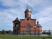 Церковь Троицы Живоначальной (новая) - Песчанотаволжанское - Шадринский район и г. Шадринск - Курганская область