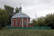 Церковь Виктора мученика - Восход - Мишкинский район - Курганская область