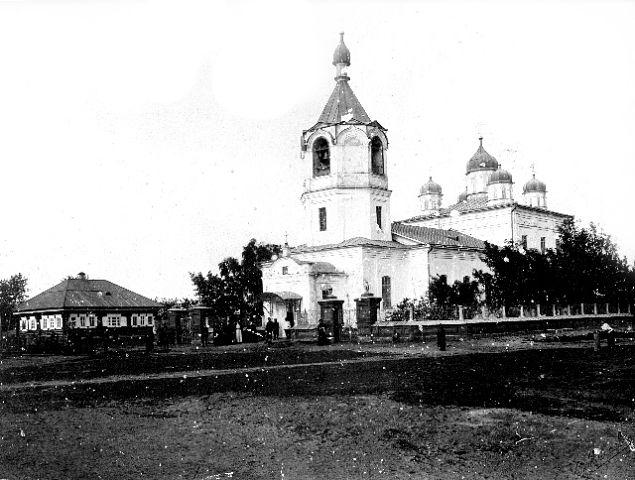 Церковь Николая Чудотворца, Сладчанка