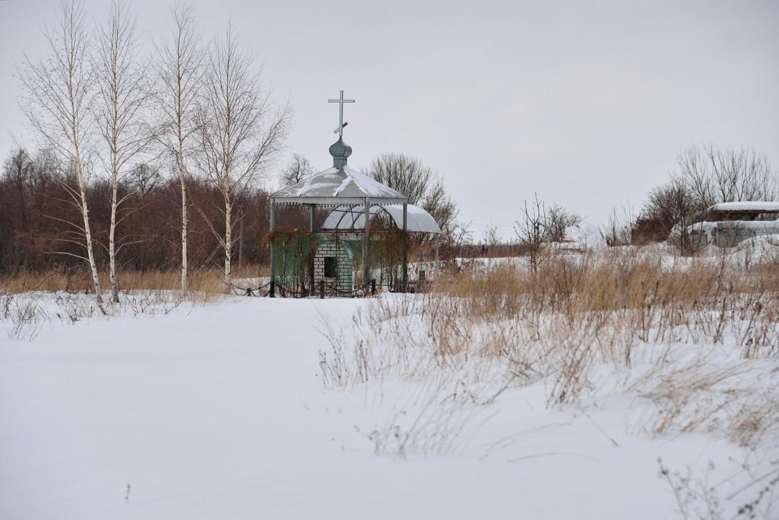 Церковь Рождества Иоанна Предтечи, Рыбное