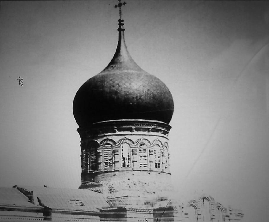 Церковь Илии Пророка, Ёлошное