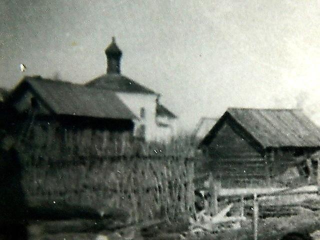 Церковь Вознесения Господня, Брылино