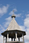 Храмовый комплекс Чухчеремского погоста. Колокольня - Чухчерьма - Холмогорский район - Архангельская область