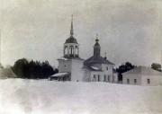 Церковь Успения Пресвятой Богородицы (старая) - Полноват - Белоярский район - Ханты-Мансийский автономный округ