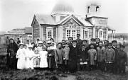 Церковь Спаса Нерукотворного Образа (?) - Гижигинск, урочище - Северо-Эвенский район - Магаданская область