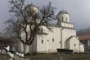 Милешево. Милешевский Вознесенский монастырь. Церковь Вознесения Господня