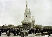 Церковь Николая Чудотворца - Краснозёрское - Краснозёрский район - Новосибирская область