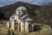 Градацкий Благовещенский монастырь - Горни-Градац - Рашский округ - Сербия