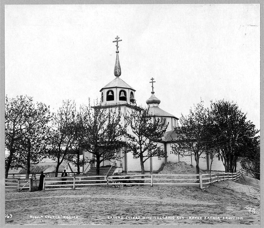Церковь Воскресения Христова, Кадьяк