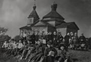 Церковь Рождества Пресвятой Богородицы - Лапино - Почепский район - Брянская область